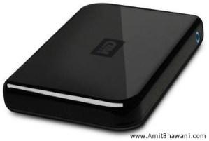 160Gb Western Digital 2.5″ External Hard Disk