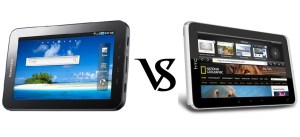 HTC Flyer vs Samsung Galaxy Tab Tablets Compared