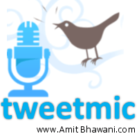 Tweet Mic – Record & Publish Audio on Twitter