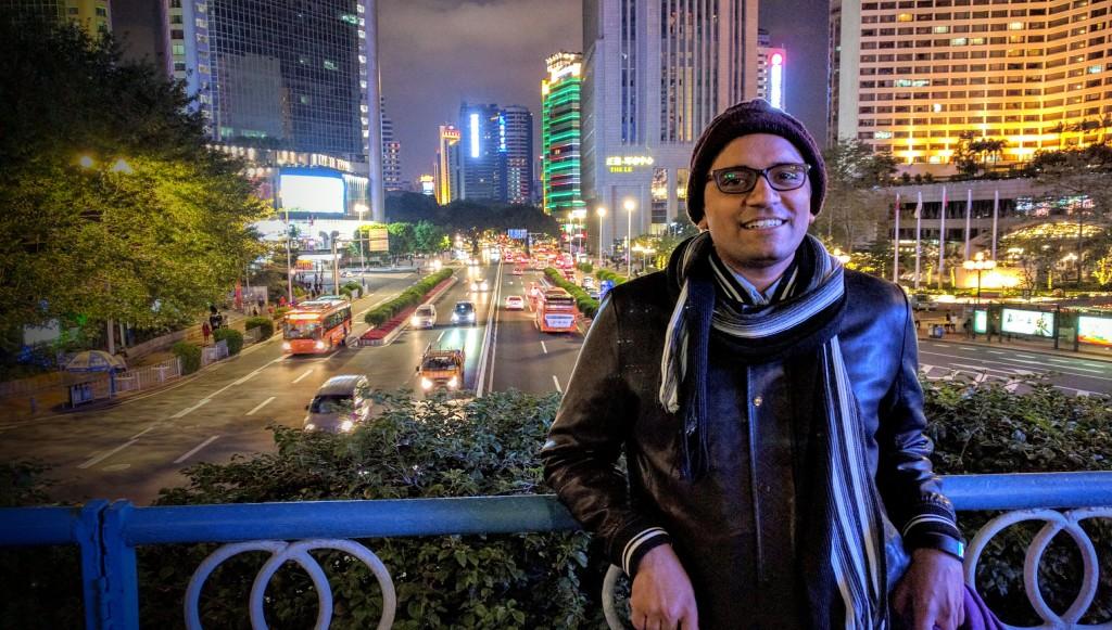 Amit Bhawani Guangzhou