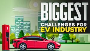 Challenges EV Industry India