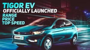 Tigor EV India