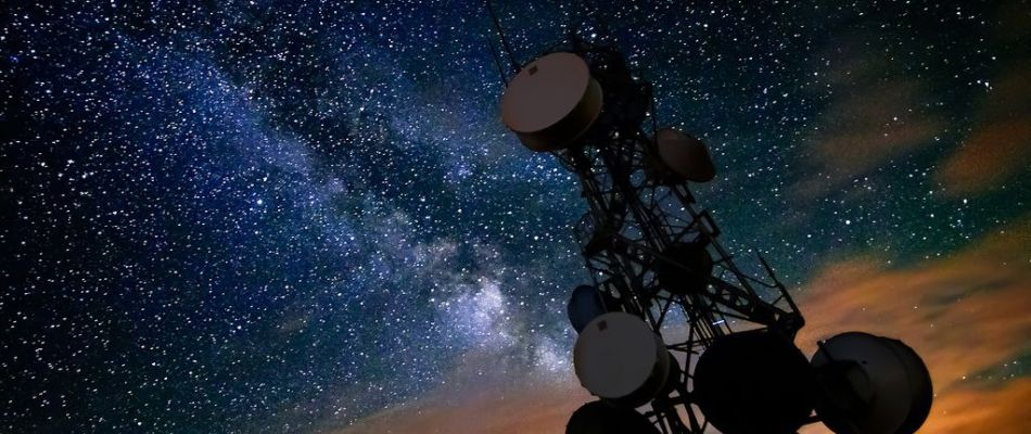 Space; the final telco frontier