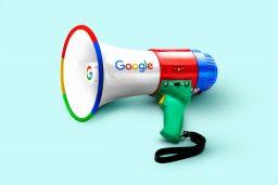 It's a Google Google Google world!!!