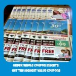 order whole coupon inserts