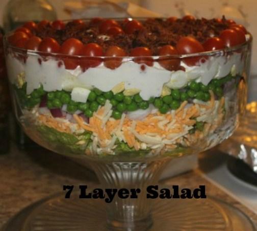 7 layer salad 221