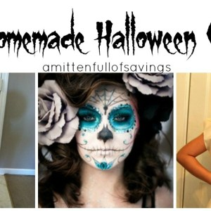 25 homemade halloween costumes