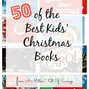 best kids christmas books