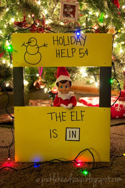elf charlie brown