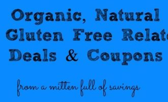 Meijer: Organic,Natural and Gluten Free Deals for week of 1/14-1/20