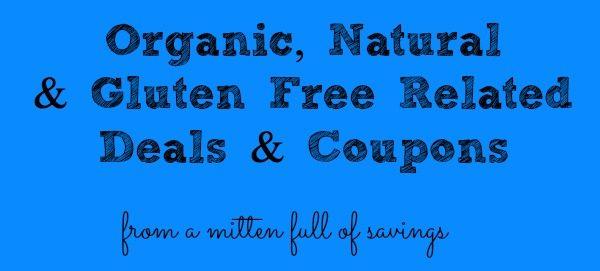 organic round up deals