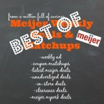 Meijer Best Deals For 1/15-1/21