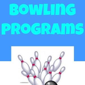 free summer bowling programs