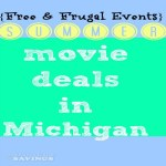 Free Summer Family Movies in Michigan