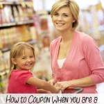 How to Coupon When You Are a Working Mom {my method}
