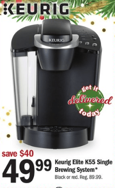 Best Keurig Deals on Black Friday