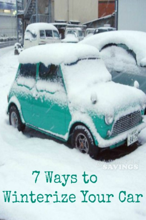 Winter's coming! Get your car prepared for winter with these easy tips: Ways To Winterize Your Car