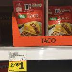 Meijer: McCormick Seasonings only .25!!