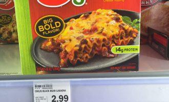 Meijer: Chili's Frozen Meals — .75 cents