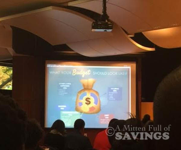 Money Matters Rainbow PUSH Workshop