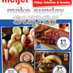 Meijer: 3 Day Sale 2/3-2/5