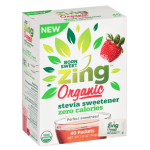 Meijer:Zing Organic Sweetener for only .69 cents!