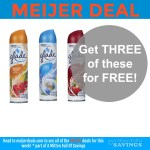 Meijer: Glade Air Freshener/Solids —FREE!!!