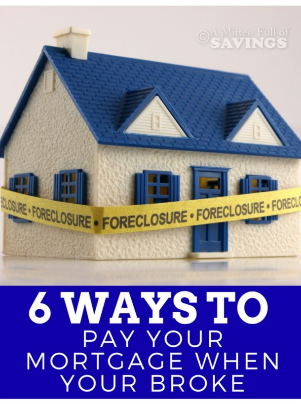 Are you struggling to pay your mortgage each month? Have you fallen behind and delinquent on your monthly mortgage payments? I'm sharing ways you can pay your mortgage each month, plus how to pay your mortgage when you are seriously behind.