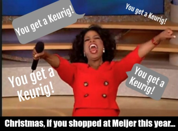 Best Keurig deals at Meijer