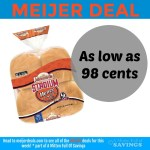 Meijer: Johnsonville Buns $0.98- $0.99 this week!
