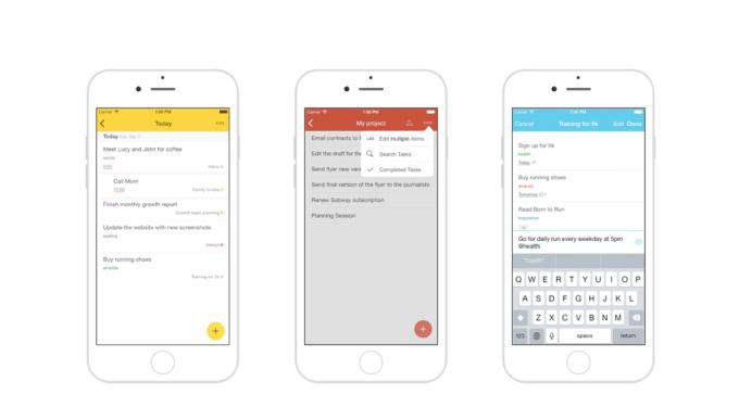 Todoist 10 - Ein grosses Update für iOS (Quelle: Todoist.com)