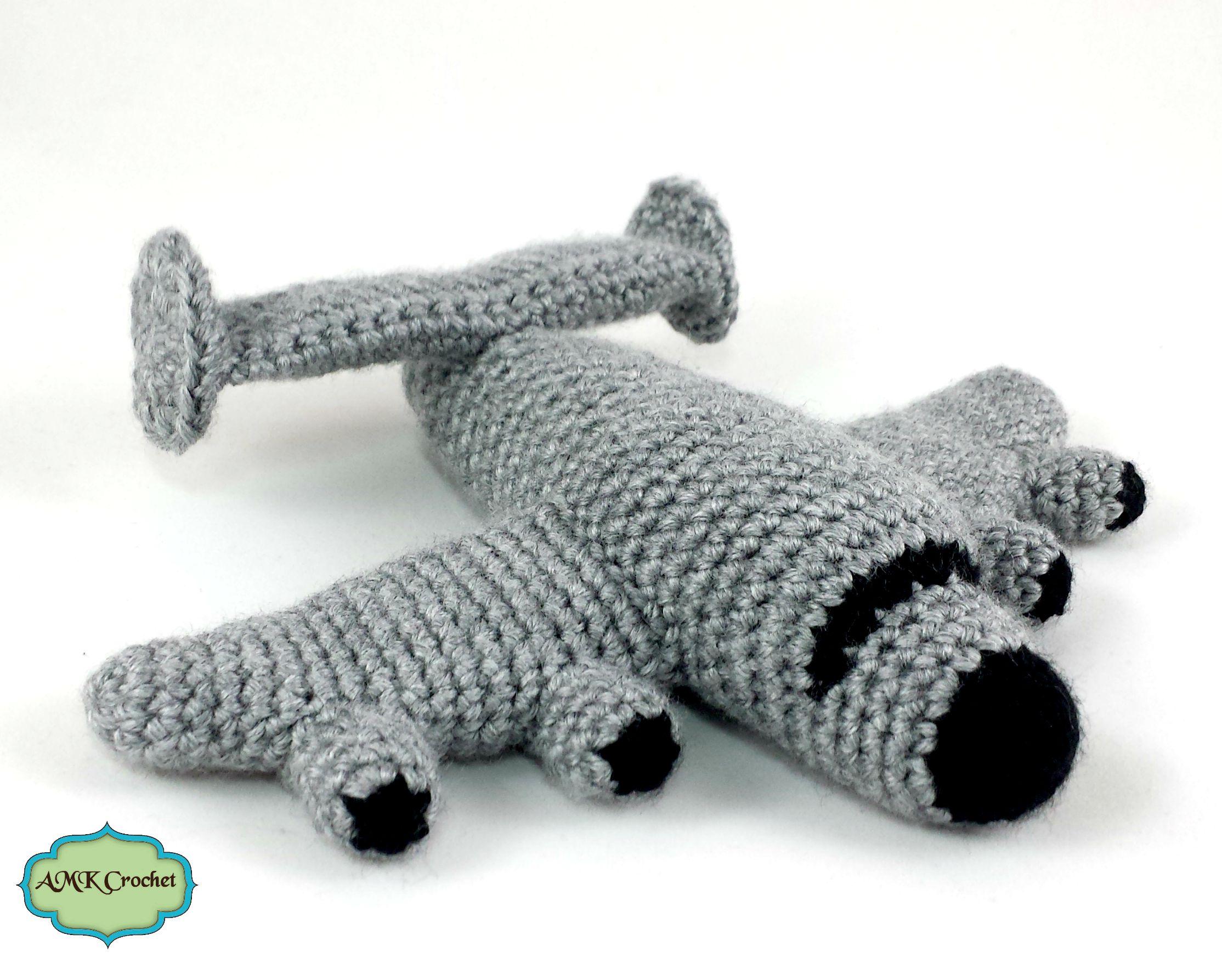 Crochet Amigurumi Airlane Plush Toy Pattern Amk Crochet