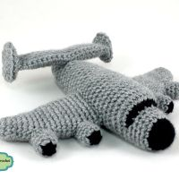 Crochet Amigurumi Airplane Pattern by AMKCrochet.com