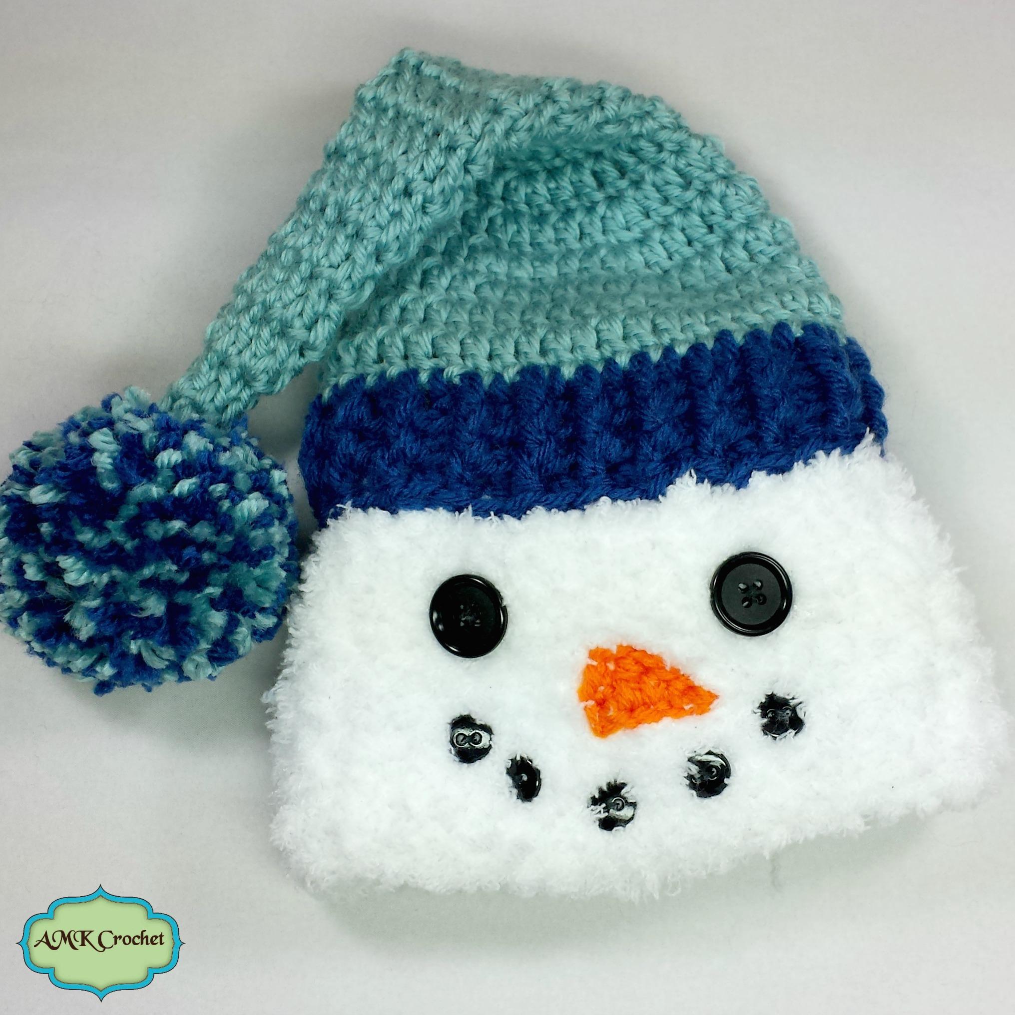 PATTERN Roly the Baby Snowman Amigurumi – Storyland Amis | 2032x2032