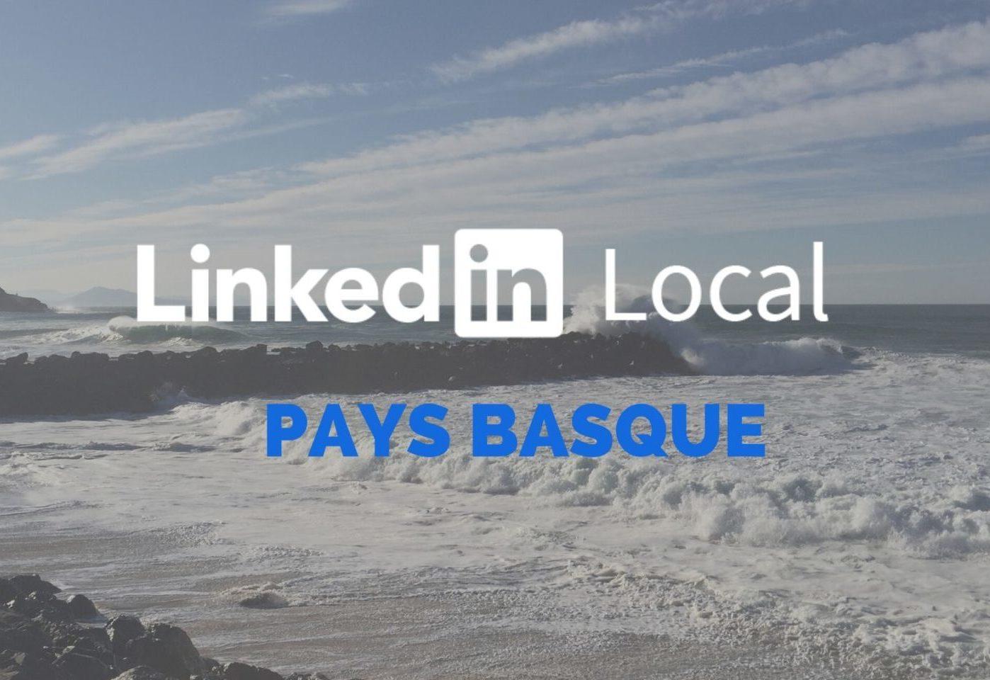 LinkedIn Local Pays Basque