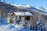chalet rental in the alps