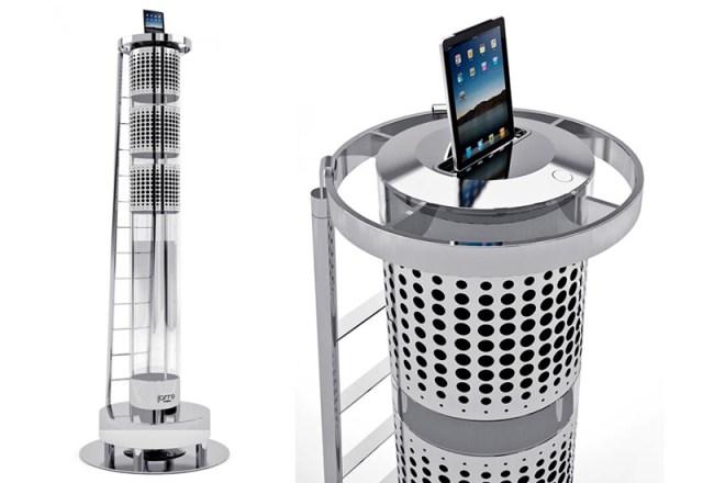 Hasil gambar untuk Aerodream iPod/iPhone Dock