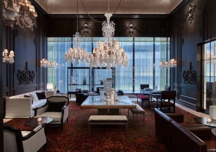 Worlds First Baccarat Hotel In NY Is Opulent American
