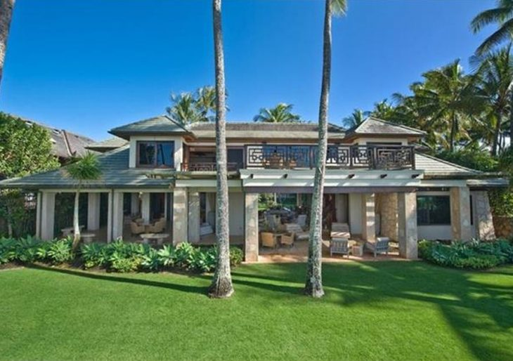 A Look Inside Pro Surfer Kelly Slaters 78M Dream Home