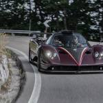 Pagani Unveils A Special One Off The Zonda Fantasmo Evo American Luxury