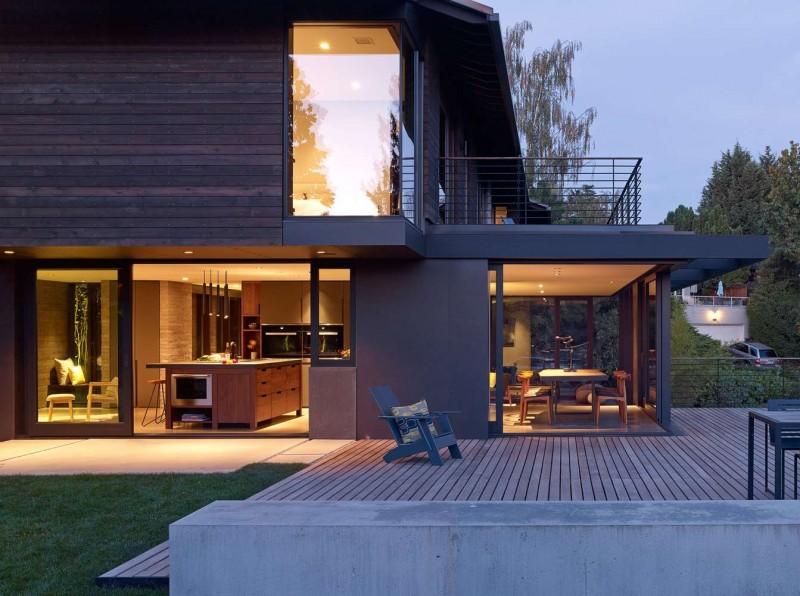Laurelhurst Midcentury House In Seattle By Mw Works