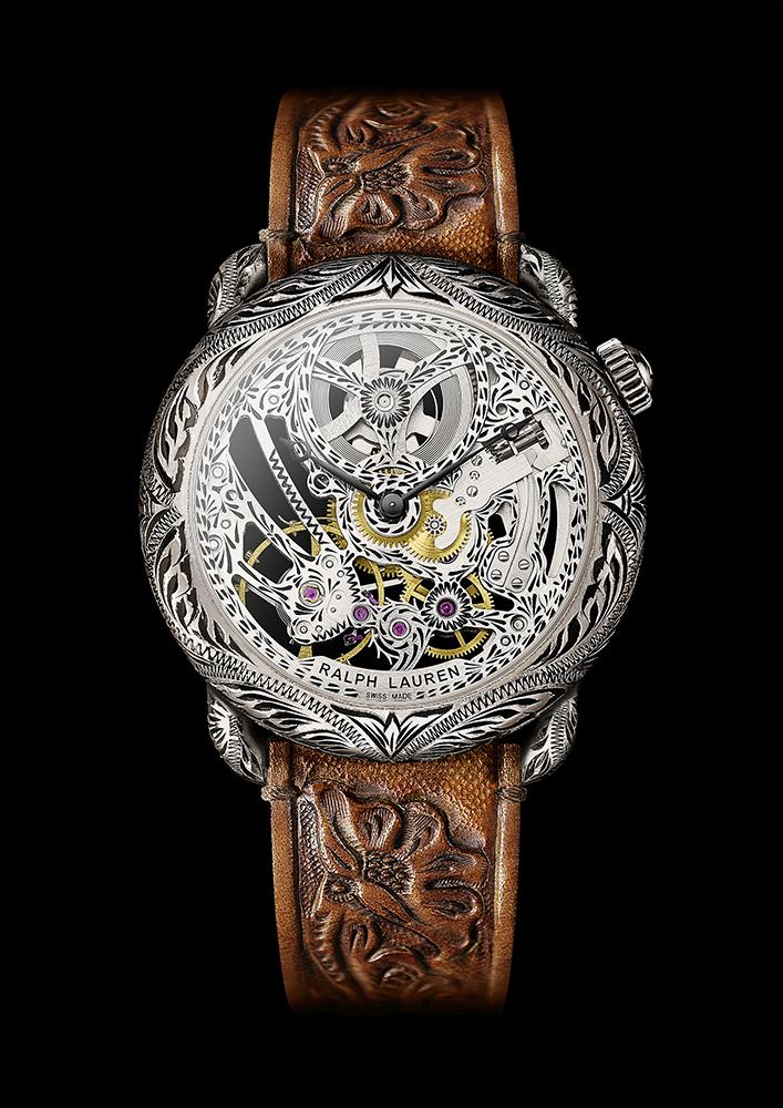 Ralph Lauren American Western Watch Collection Conjures