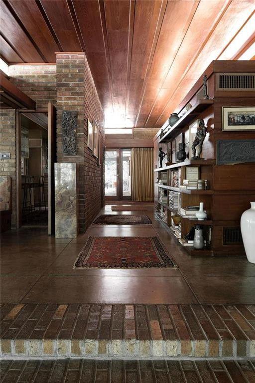 Frank Lloyd Wright S Sondern Adler House In Kansas City