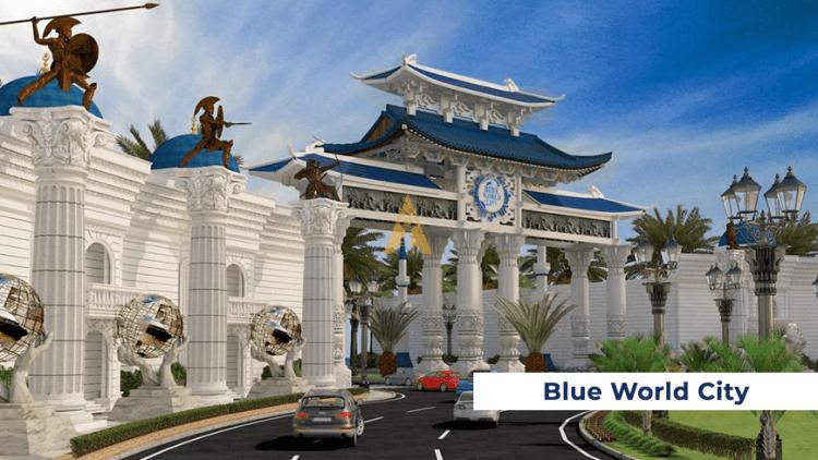 Blue World City - Master Plan,Location,NOC and Price Plan