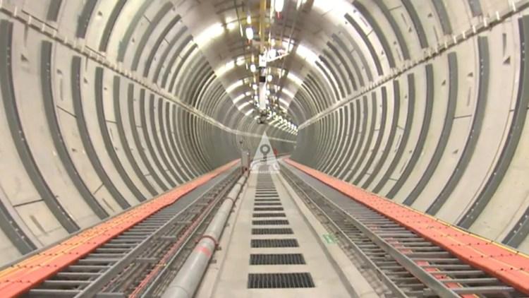 Underground Electricity