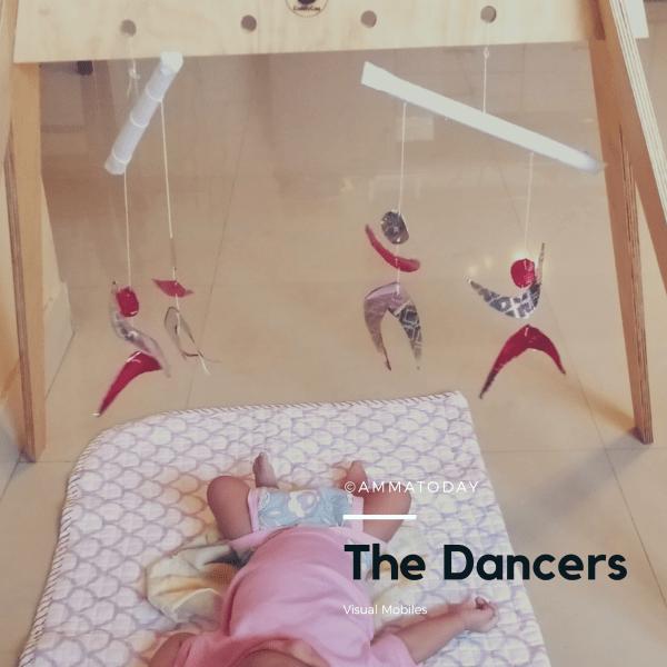 Montessori mobiles india dancers