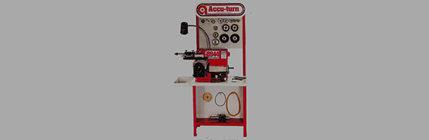 Accuturn Brake Lathe Service and Repair