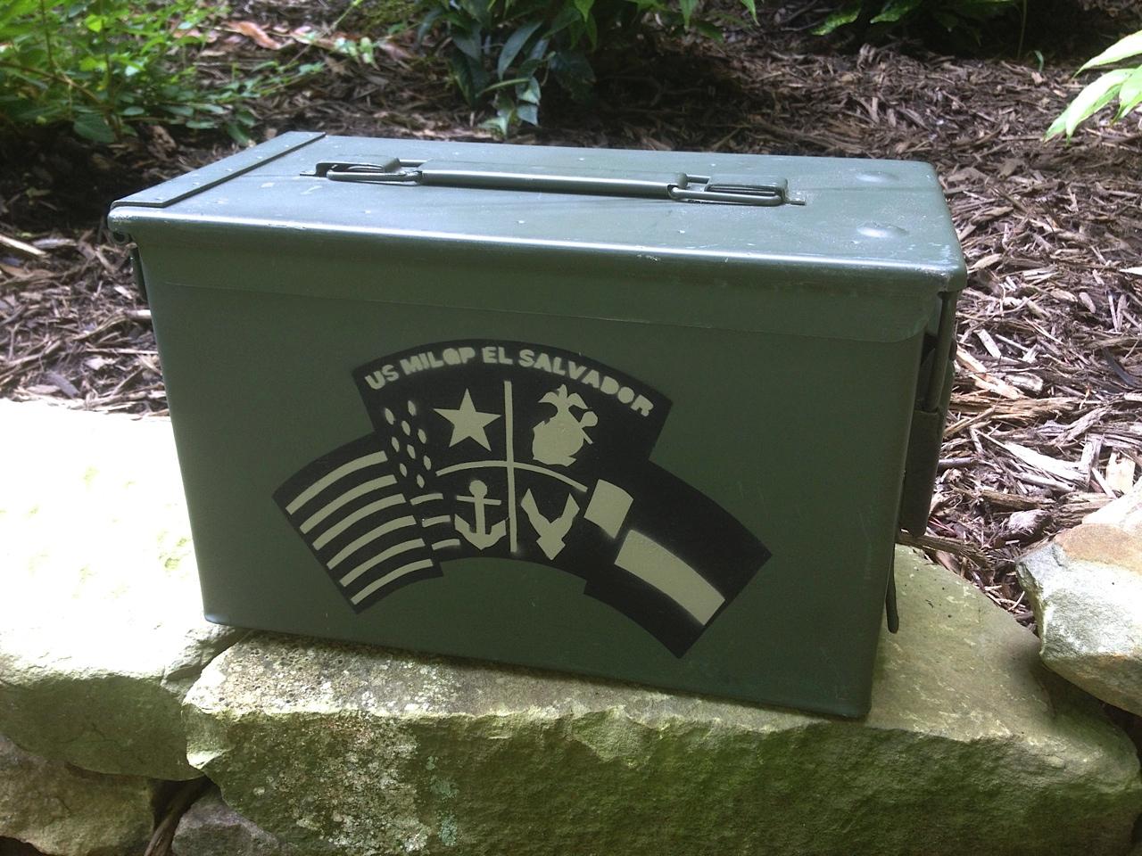 Ammodor Tactical Humidors | Ammo Can Cigar Humidors | Now