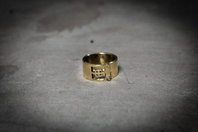 TR3 - Brass Angkor Wat