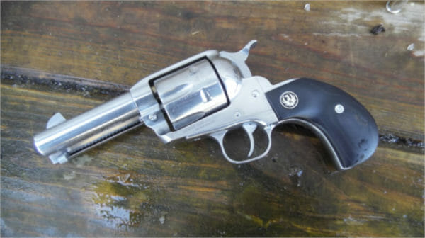 Added heft and modern construction make the New Vaquero an ideal platform for the .44 Special